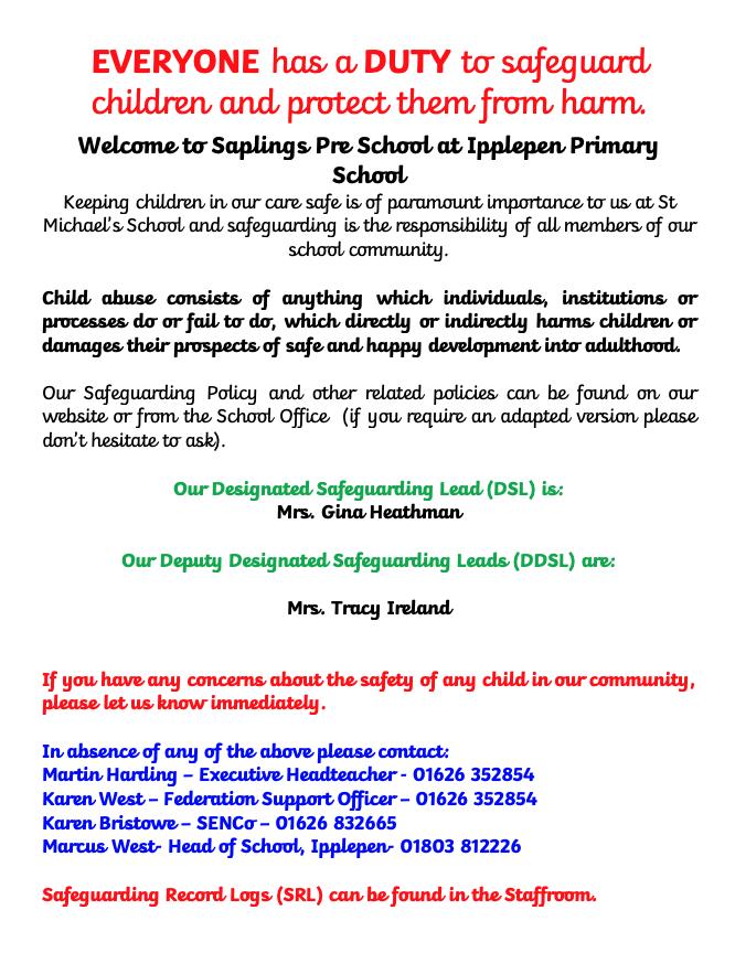 Safeguarding 3